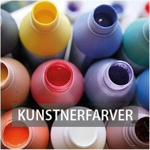 Kunstnerfarver