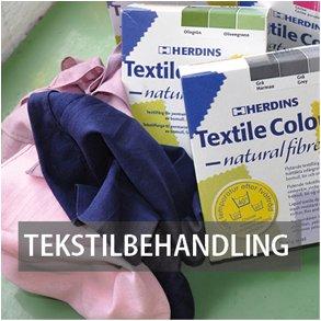 Tekstilbehandling