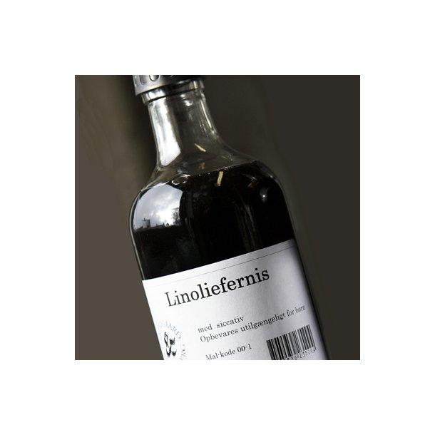 Linoliefernis m. tørrelse